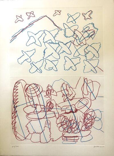 Luis Gordillo, 'Situación dinámica', 2002
