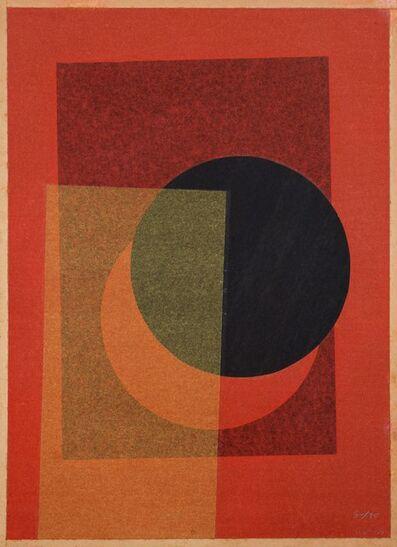 Ivan Serpa, 'Untitled', 1954