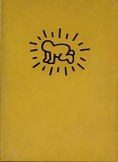 Keith Haring, 'Keith Haring Lucio Amelio 1983', 1983