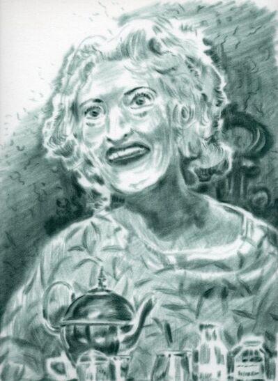 Marcos Sánchez, 'Baby Jane Hudson, hora del té', 2019