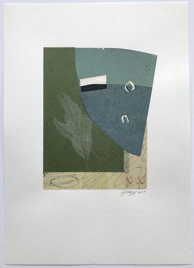 Jeanine Coupe Ryding, 'E', 2020