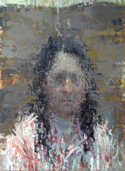 Ann Gale, 'Self Portrait', 2015