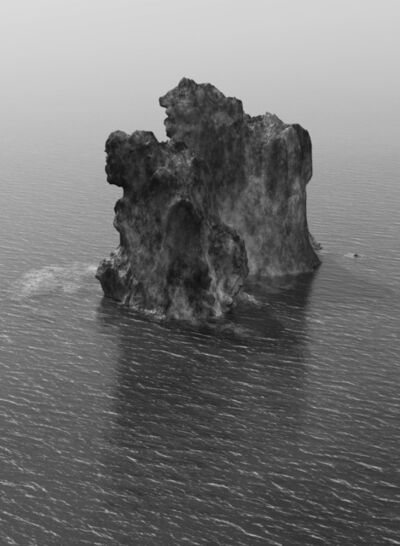 Shao Wenhuan 邵文欢, 'Floating Islands No. 12 ', 2017-2018
