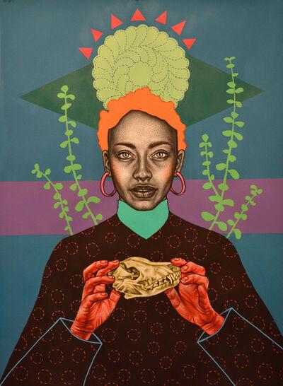 Aneka Ingold, 'Reverence', 2019