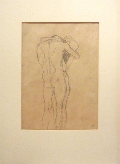 Gustav Klimt, 'Untitled V', 1985