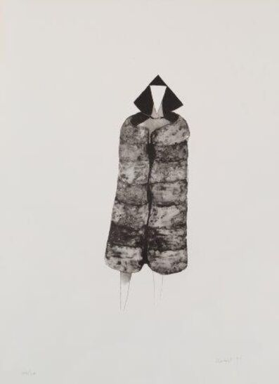Lynn Chadwick, 'Fur Coat', 1971
