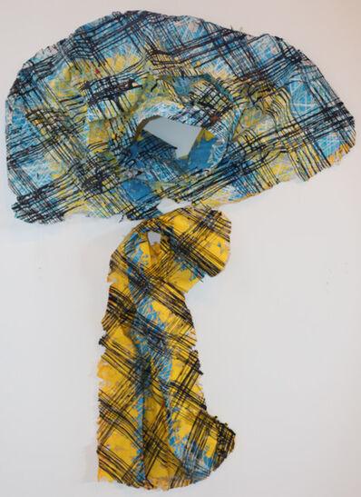 "Olaniyi R. Akindiya (AKIRASH), 'Ododo Eye ""3""', 2016"