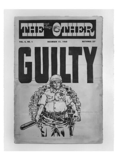 Carlos Valencia, 'Untitled (Guilty)', 2020