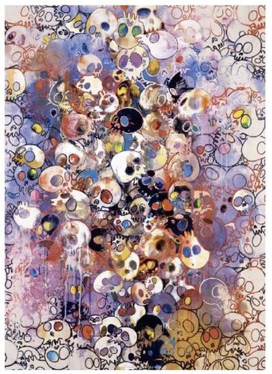 Takashi Murakami, 'I'VE LEFT MY LOVE FAR BEHIND 2010', 2010