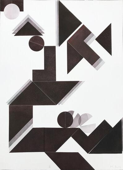 Pol Bury, 'Des idées et des ombres 1', 1973