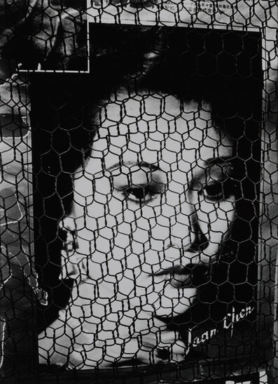Daido Moriyama, 'Poster Koriyama City, 1989', 1989