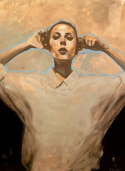 "Michael Carson, '""Direct Indirection""', 2021"