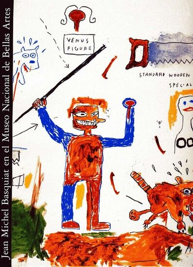 Jean-Michel Basquiat, 'Jean-Michel Basquiat, Works on Paper catalog Buenos Aires 1997', 1997