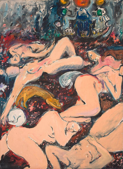 Minnette Vári, 'Today they all become Goddesses'
