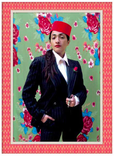 Hassan Hajjaj, 'Commissioned Portrait', 2016