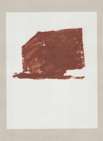 Joseph Beuys, 'Schwurhand: Wandernde Kiste Nr. 1', 1970-1980