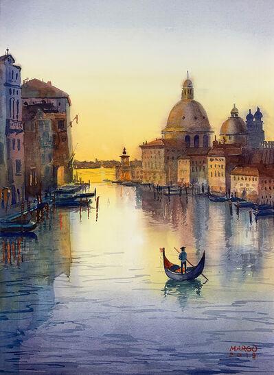 Marina Goldberg, 'Venice Sunset', 2021