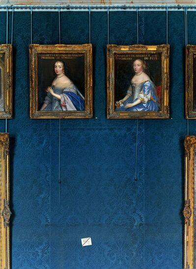 Robert Polidori, 'Salle la cour, (9) ANR.01.009, Salles du XVII, Aile du Nord - R.d.C (RP.Vers.v1p145)(PKE20844)', 2006