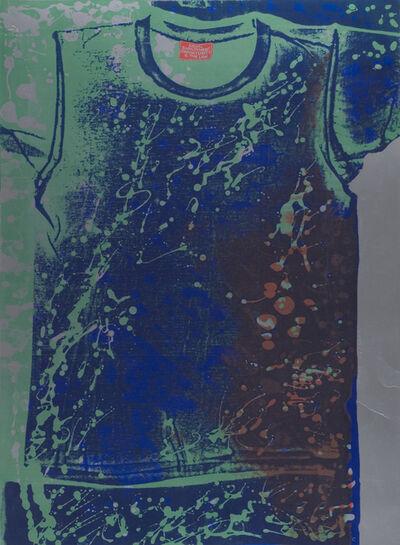 Sam Gilliam, 'T-Shirt - EEO', 1973