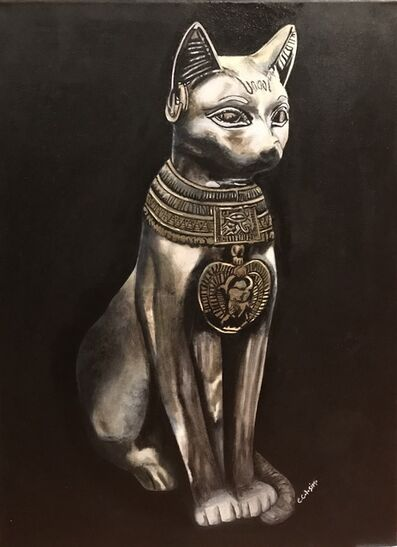 Catherine Colosimo, 'Egyptian Cat', 2016