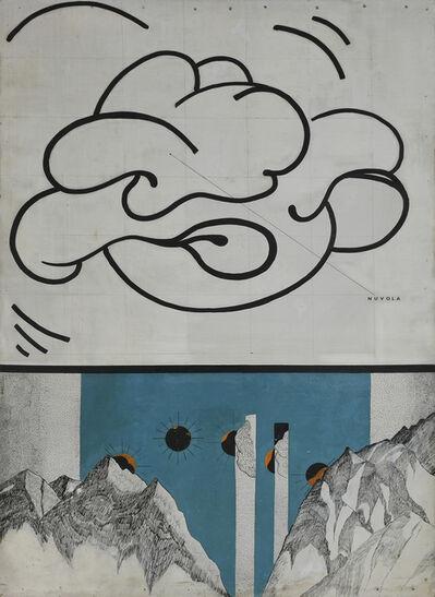 Aldo Mondino, 'Nuvola', 1963