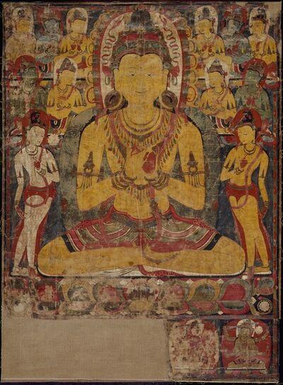 'The cosmic Buddha Vairochana', ca. 1100-1200