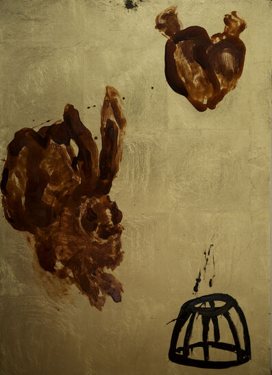 Amina Benbouchta, 'Red rabbit', 2015