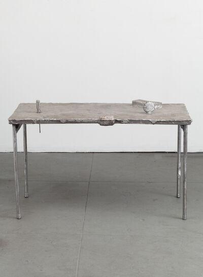 Nick Kramer, 'Table Breath', 2015