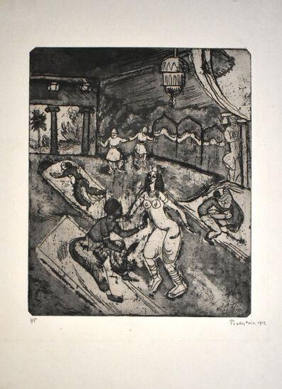 Max Pechstein, 'Russian Ballet | Russisches Ballett I', 1912