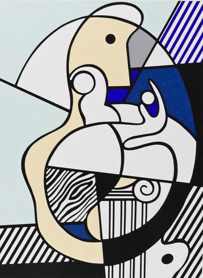Roy Lichtenstein, 'Homage to Max Ernst ', 1975