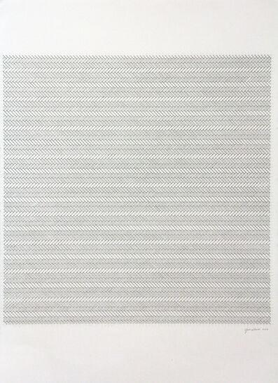 Yun Shin, 'Pattern Study III', 2017