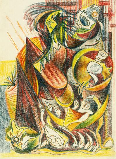 Jackson Pollock, 'Untitled', 1939
