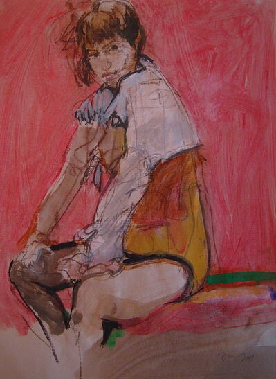 Kim Frohsin, 'Vintage Camisole: A.P.', 2011
