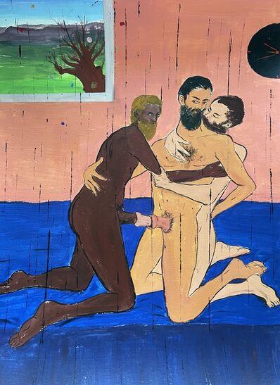 Vahid Sharifian, 'Peach Tree Memories', 2020