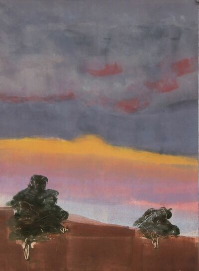 Trish Yates, 'Storm Approaching 1', 2018