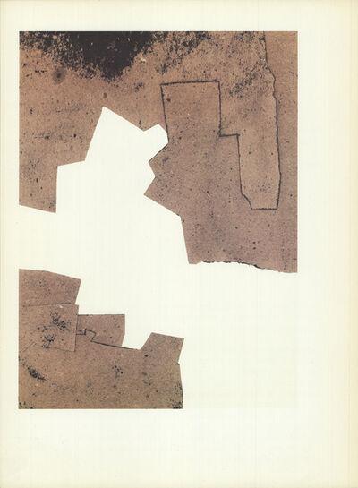 Eduardo Chillida, 'Unknown', (Date unknown)