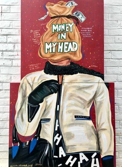 Naufal Abshar, 'Money in my head', 2018