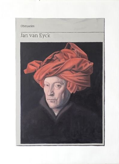 Hugh Mendes, 'Obituary: Jan van Eyck', 2019