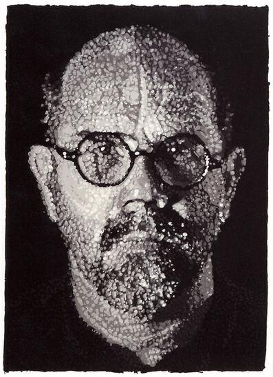 Chuck Close, 'Self-Portait', 1978