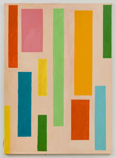 Thornton Willis, 'Hop Step', 2014