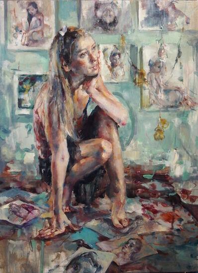 Jaclyn Alderete, 'Musing', 2015