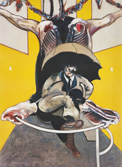 Francis Bacon, 'After Second Version of Painting 1946', 1971