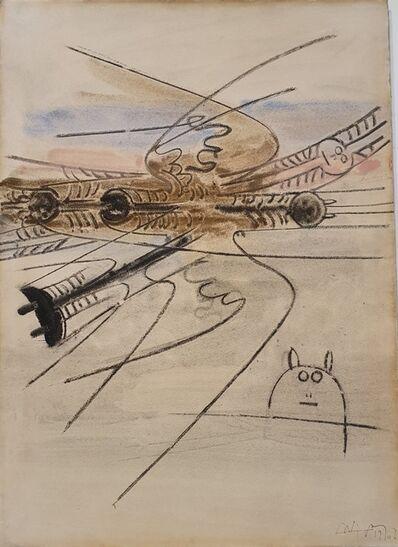Wifredo Lam, 'COMPOSITION', 1962