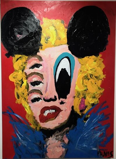 John Paul Fauves, 'Mickey Marilyn', 2017
