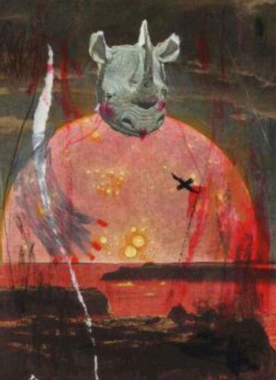 Ivana Juric, 'wall of memories 02', 2016