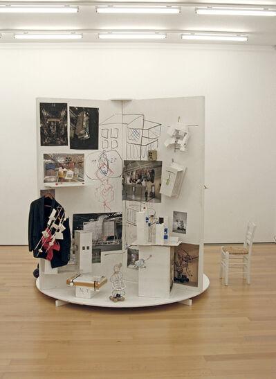 John Bock, 'Die Walze', 2012