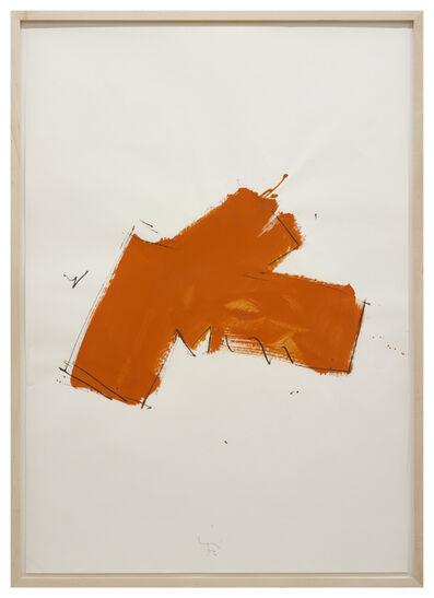 Imi Knoebel, 'Ohne Titel (Untitled)', 1976