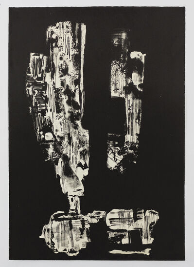 Louise Nevelson, 'Untitled ', 1963