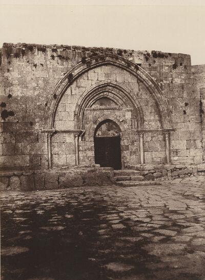 Louis de Clercq, 'Tombeau de la Vierge, Jerusalem', 1859, 60/1859, 60
