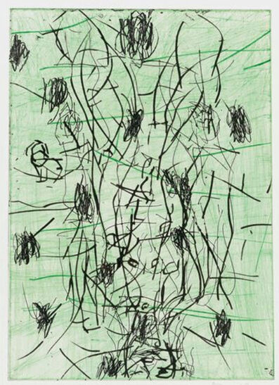 Georg Baselitz, 'Bart', 1991
